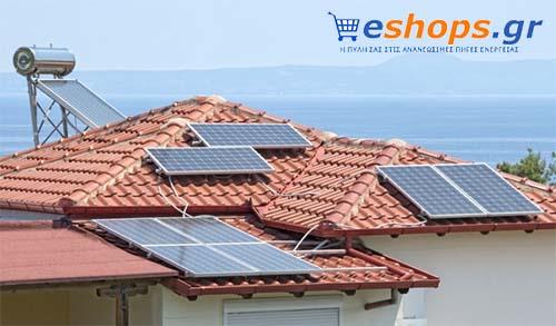 Φωτοβολταϊκά για εξοχικό - Αυτόνομα φωτοβολταικά συστήματα για εξοχικές κατοικίες