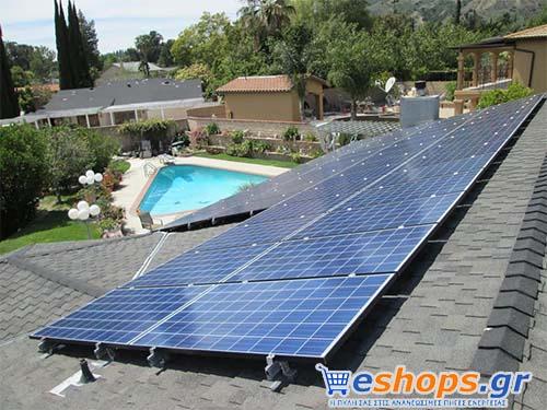 Φωτοβολταϊκά για Μόνιμη κατοικία- Αυτόνομα φωτοβολταικά συστήματα σε μονιμες κατοικίες