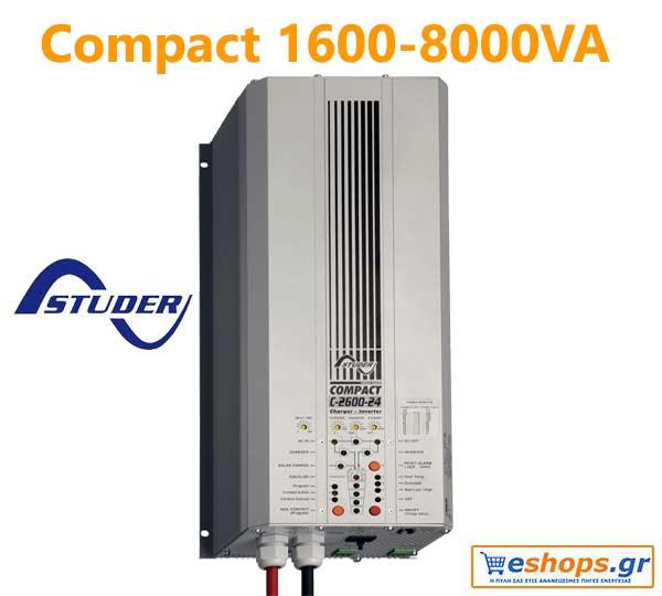 Compact 1600-8000VA