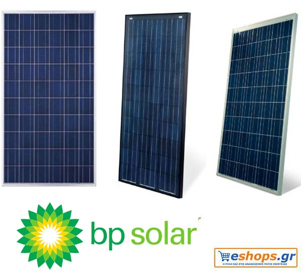 Φωτοβολταικά BP Solar