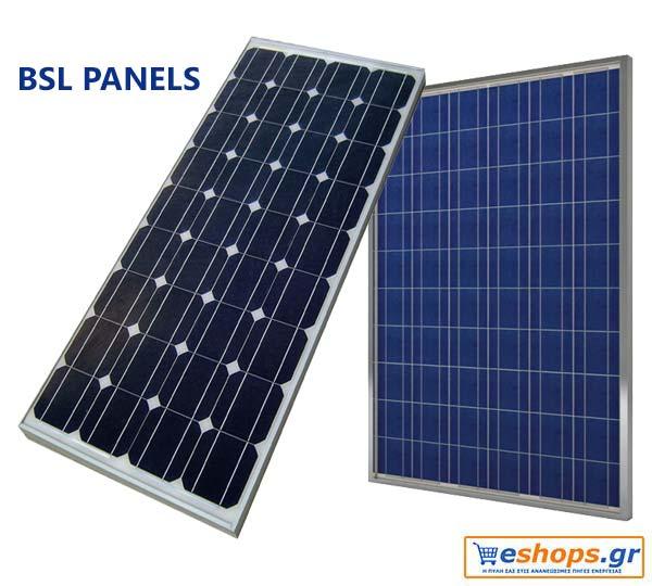 Φωτοβολταικά BSL Solar