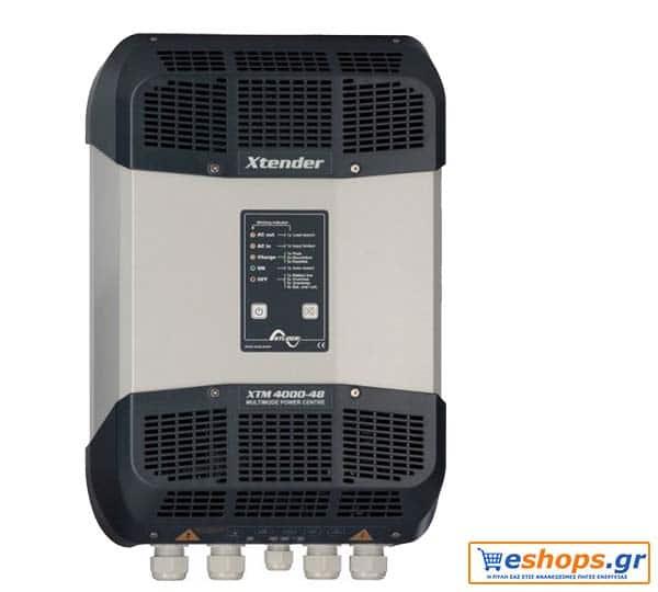 STUDER XTM 3500-24, 24V, 230, 3500W, P30,75A, charge, αυτόνομο φωτοβολταικά συστήματα για σπίτια